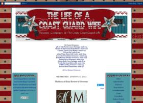 thelifeofacoastguardwife.blogspot.com