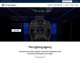 thelightingagency.com