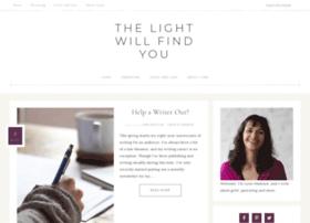 thelightwillfindyou.com