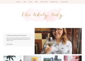 thelikelylady.com
