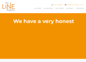 thelineagency.co.uk