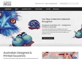 thelinenpress.com.au