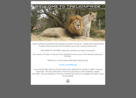 thelionpride.org