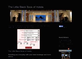 thelittleblackbookofhotels.com