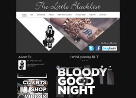 thelittleblacklist.com