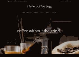 thelittlecoffeebagco.com