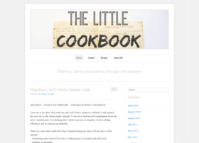thelittlecookbook.com
