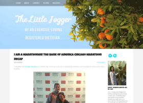 thelittlejogger.com