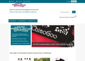 thelittleknittingcompany.co.uk
