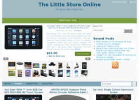 thelittlestoreonline.com