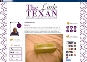 thelittletexan.blogspot.com