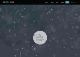 thelittlethingsmovie.net