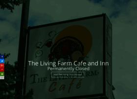 thelivingfarmcafe.com