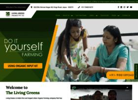 thelivinggreens.com