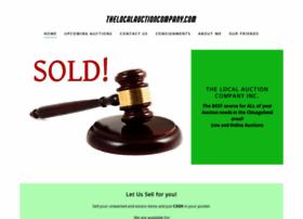 thelocalauctioncompany.com