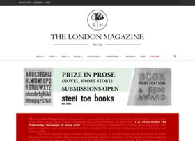 thelondonmagazine.org