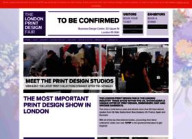 thelondonprintdesignfair.co.uk