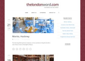 thelondonword.com