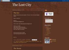 thelostcitypodcast.blogspot.ru