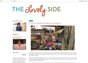 thelovelyside.com