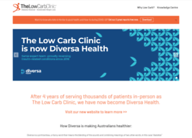 thelowcarbclinic.com