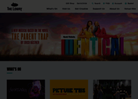 thelowry.com