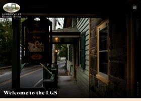 thelumbervillegeneralstore.com