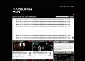 themacguffinmen.com