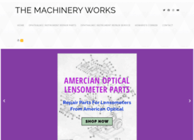 themachineryworks.com