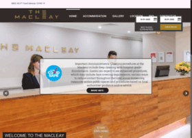 themacleay.com