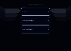 themadgreekcafe.com