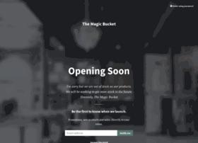 themagicbucket.com