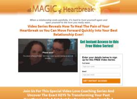 themagicofheartbreak.com