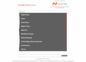 themagictrickshop.co.uk
