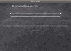 themagneticman.com
