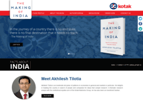 themakingofindia.com