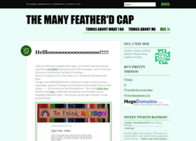 themanyfeatheredcap.wordpress.com