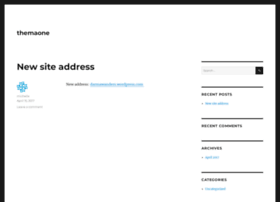 themaone.wordpress.com
