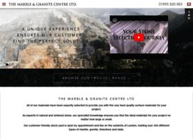 themarbleandgranitecentre.co.uk