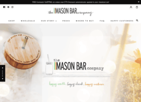 themasonbarcompany.com