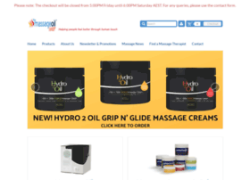 themassageoilshop.com.au