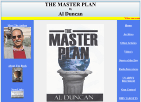 themasterplanbook.com