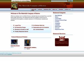 thematerialscompany.com