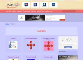 themathgames.com
