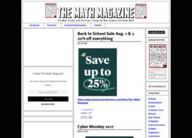 themathmagazine.blogspot.com