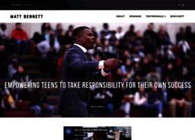 themattbennett.com
