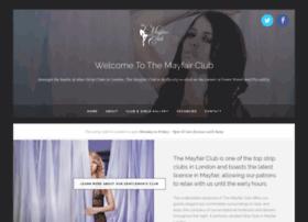 themayfairclub.co.uk