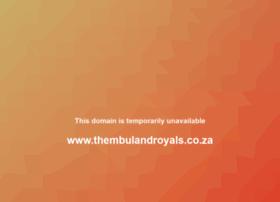 thembulandroyals.co.za