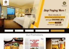 themediahotel.com