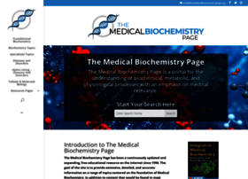 themedicalbiochemistrypage.org
